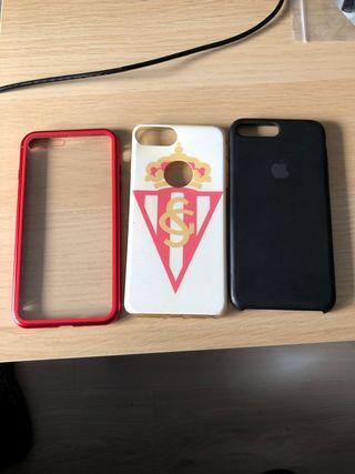 Fundas carcasas iphone 8plus 7plus