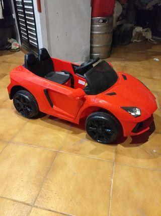 coche para niño de batería