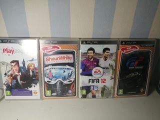 Videojuegos PSP