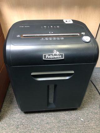 Trituradora de papel Fellowes,PS-63t