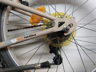Bicicleta niña/o