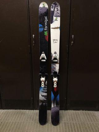 Skis de Freeride Salomon Rocker2 180/115
