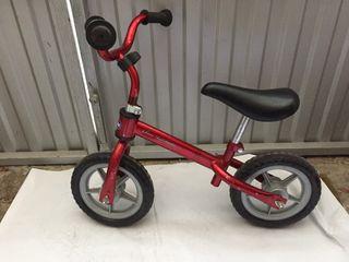 Bicicleta iniciadora