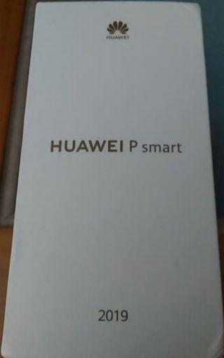 Teléfono Huawei P smart 2019
