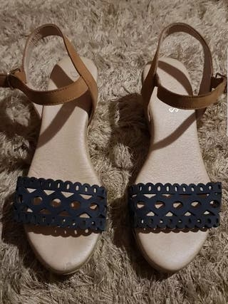 sandalias mujer nuevas