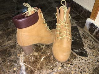 Botas de tacon