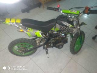 mini Cross moto 49cc