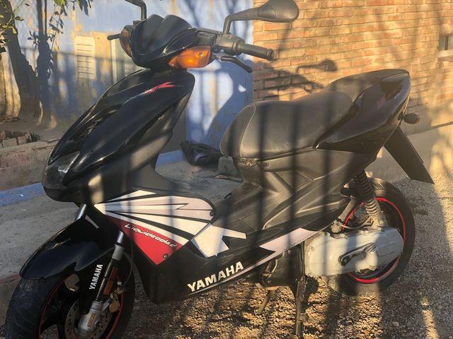 Pegatinas Yamaha Aerox