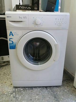 lavadora 5kg con garantia + entrega