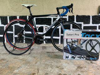 Bicicleta Carretera Orbea aqua nueva