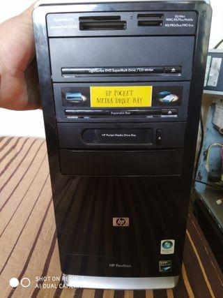 PC HP AMD Phenom ii x4 950, 4GB DDR, 640HDD Y HDMI
