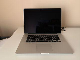 MacBook Pro 15' Retina. i7 2,8 Ghz - 16 gb RAM