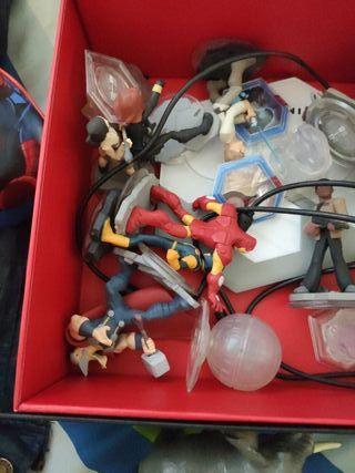 Disney Infinity colección