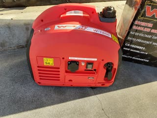 Generador De Luz De 2000Wttios Inverter Nuevo