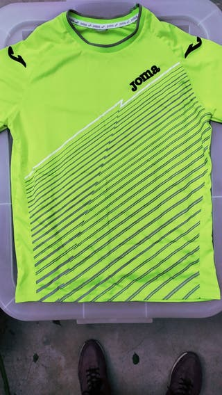 Camiseta deporte Joma