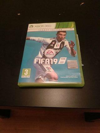 FIFA 19 Legacy Edición. XBOX 360