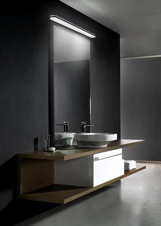 Luz Baño Lámpara Espejo (SIN USAR)