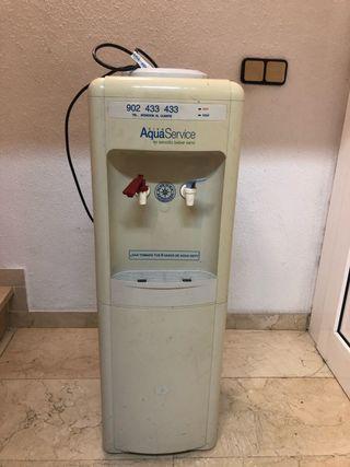 Fuente de agua de bidón fría, caliente