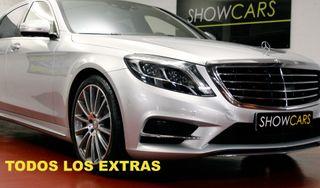 MERCEDES-BENZ Clase S 500 e L - Híbrido enchufabl