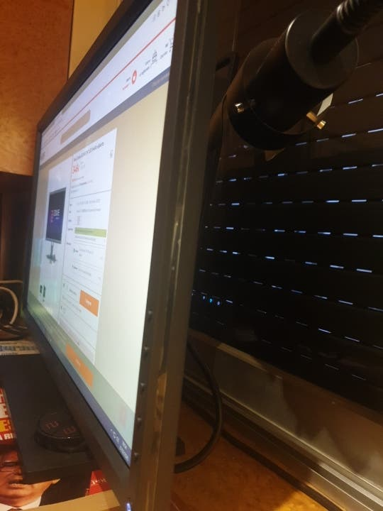 Monitor BenQ zowie XL2430 24'' LED 144Hz eSports