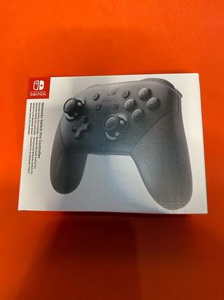 Mando Pro de Nintendo Switch NUEVO