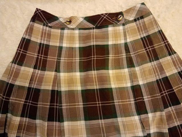 falda uniforme colegio Teresianas