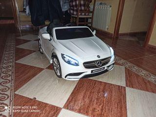 coche eléctrico 12 niño Mercedes amg