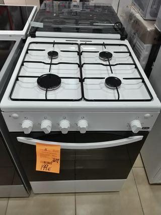 Cocina de GAS FAURE FCG61001WA