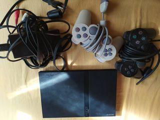 PlayStation 2 (la pequeña)