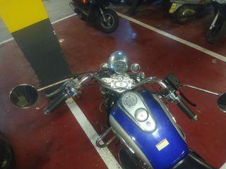Moto minelli 125 cc
