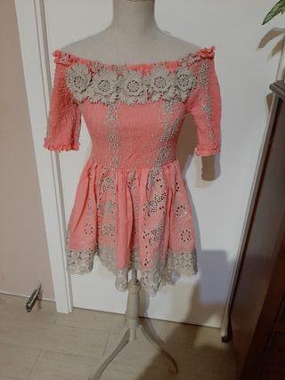 vestido Antica Sartoria nuevo con etiqueta