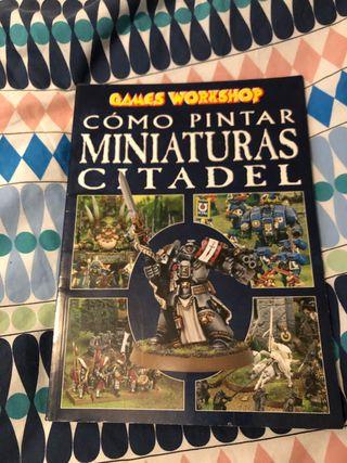 Guía de Pintura citadel warhammer