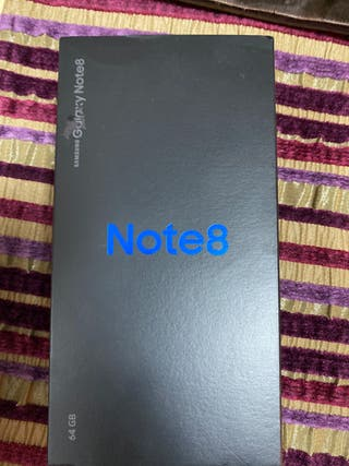 Samsung Note 8 Duo 64gb Maple Gold