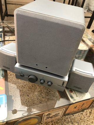 Equipo de sonido SilverCrest