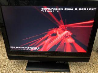 "TV 21"" dvd tdt"