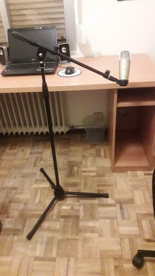 Microfono Semiprofesional.