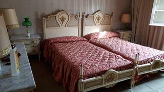 Dormitorio completo vintage