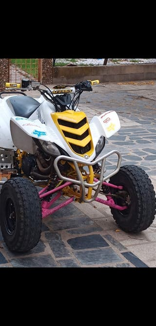 Yamaha raptor 660r ( enduro, cross, carretera)