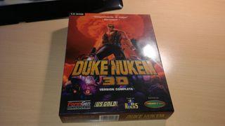 Duke Nukem 3D caja grande PC