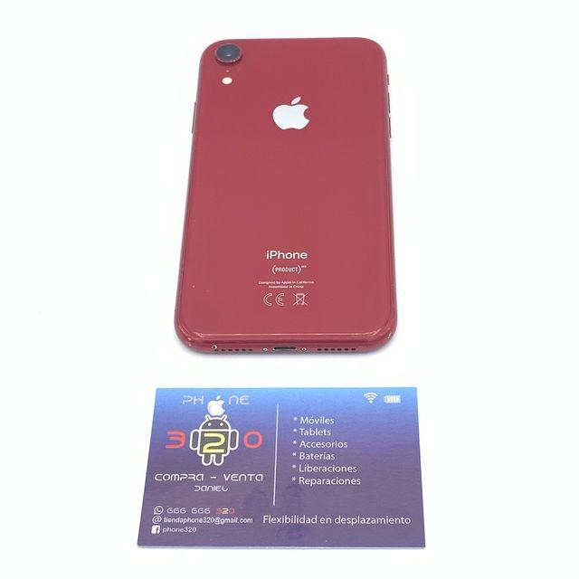 IPHONE XR 64GB ORIGINAL FACTURA GARANTÍA