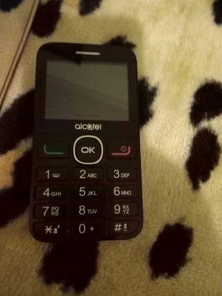 3 móvil Alcatel por 13€ sin bateria