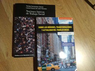 Libros de Trabajo Social de la UNED