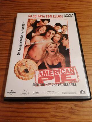 Película DVD: American Pie