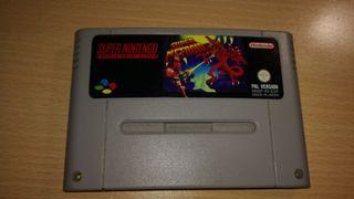 Super Metroid de Super Nintendo