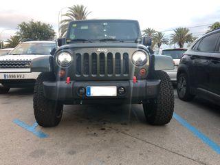 Parachoques nuevo Jeep Wrangler homologable