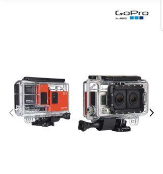 Sistema Dual Hero GOPRO Grabaciones en 3D AHD3D-30