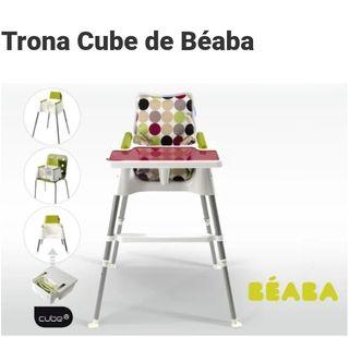Trona Beaba cubo