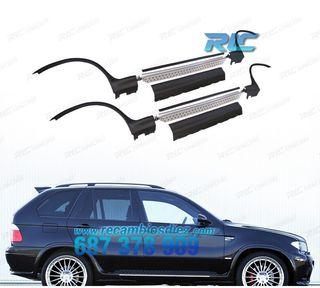 ESTRIBERAS LATERALES BMW X5 E53 99-06