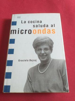 Libro. La Cocina Saluda Al Microondas.