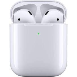 Apple AirPods 2 con estuche de carga inalambrica